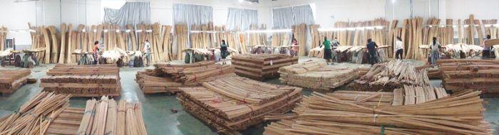 parquet bambou flottant massif , parquet densifié aiko - Parquet Bambou Salle De Bain