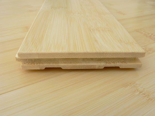 parquet de bambou horizontal naturel 960 x 96. Black Bedroom Furniture Sets. Home Design Ideas