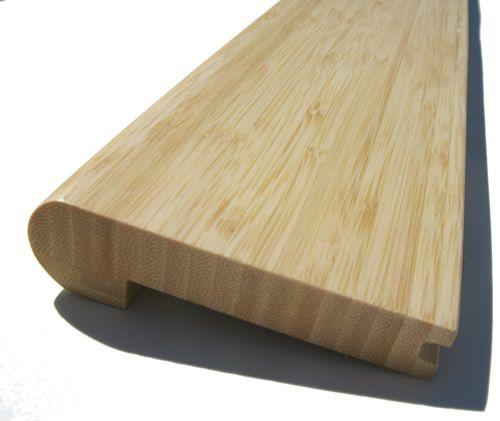 nez de marche parquet vertical naturel. Black Bedroom Furniture Sets. Home Design Ideas