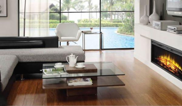 parquet strand woven ambre clipser 12mm 1850x120x12mm. Black Bedroom Furniture Sets. Home Design Ideas