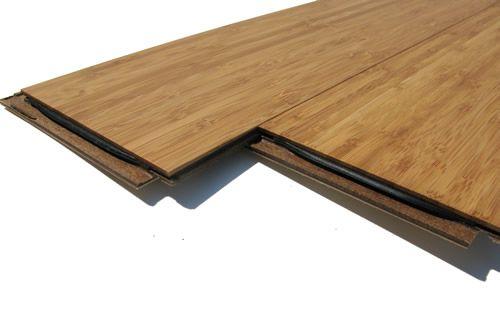 parquet bambou flottant massif parquet densifi aiko. Black Bedroom Furniture Sets. Home Design Ideas