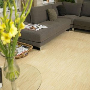 Destockage : Parquet Bambou NATUREL Industriel 10mm