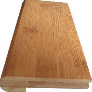 parquet bambou massif flottant nez de marche parquet horizontal ambre. Black Bedroom Furniture Sets. Home Design Ideas