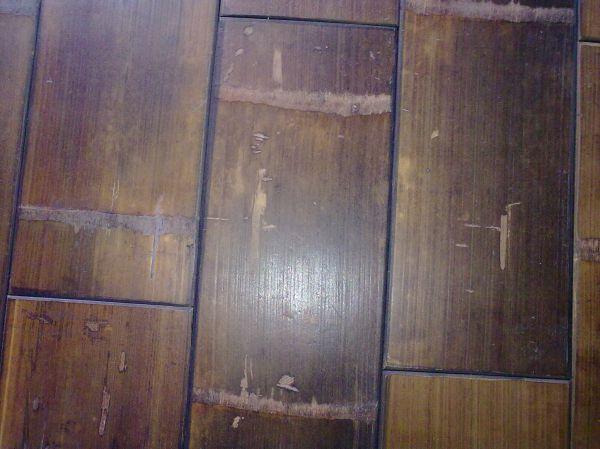 Parquet bambou forest green 1210x125x18mm - Parquet bambou salle de bain ...