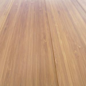 DESTOCKAGE - Parquet de Bambou Cross Vertical Ambre Petite lame